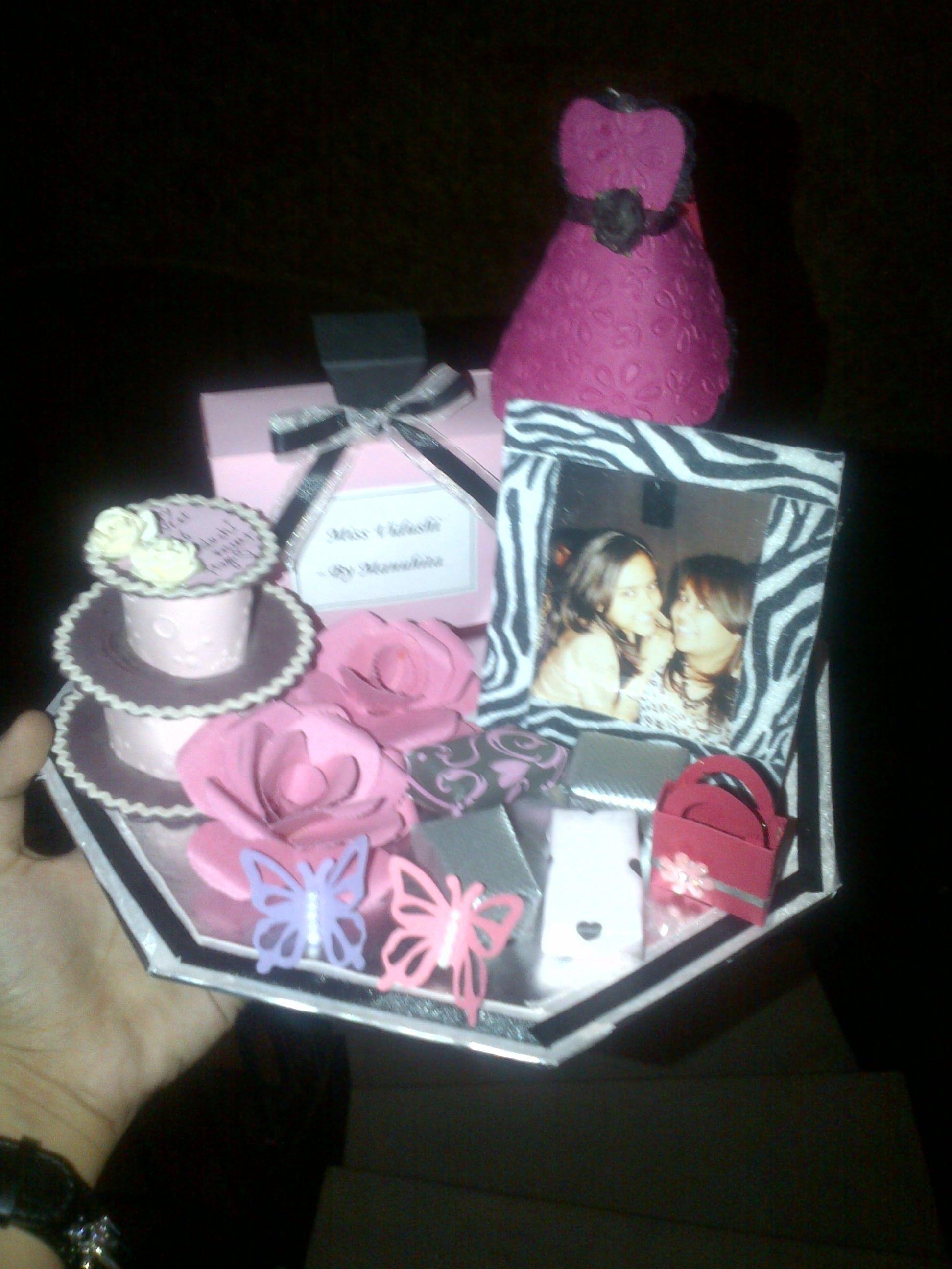 Handmade Birthday Gift For Best Friend Art And Craft Handmade