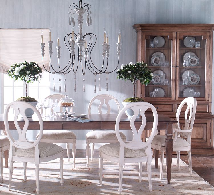 Pleasing Hopelessly Romantic Swoon Extension Dining Table Home Unemploymentrelief Wooden Chair Designs For Living Room Unemploymentrelieforg
