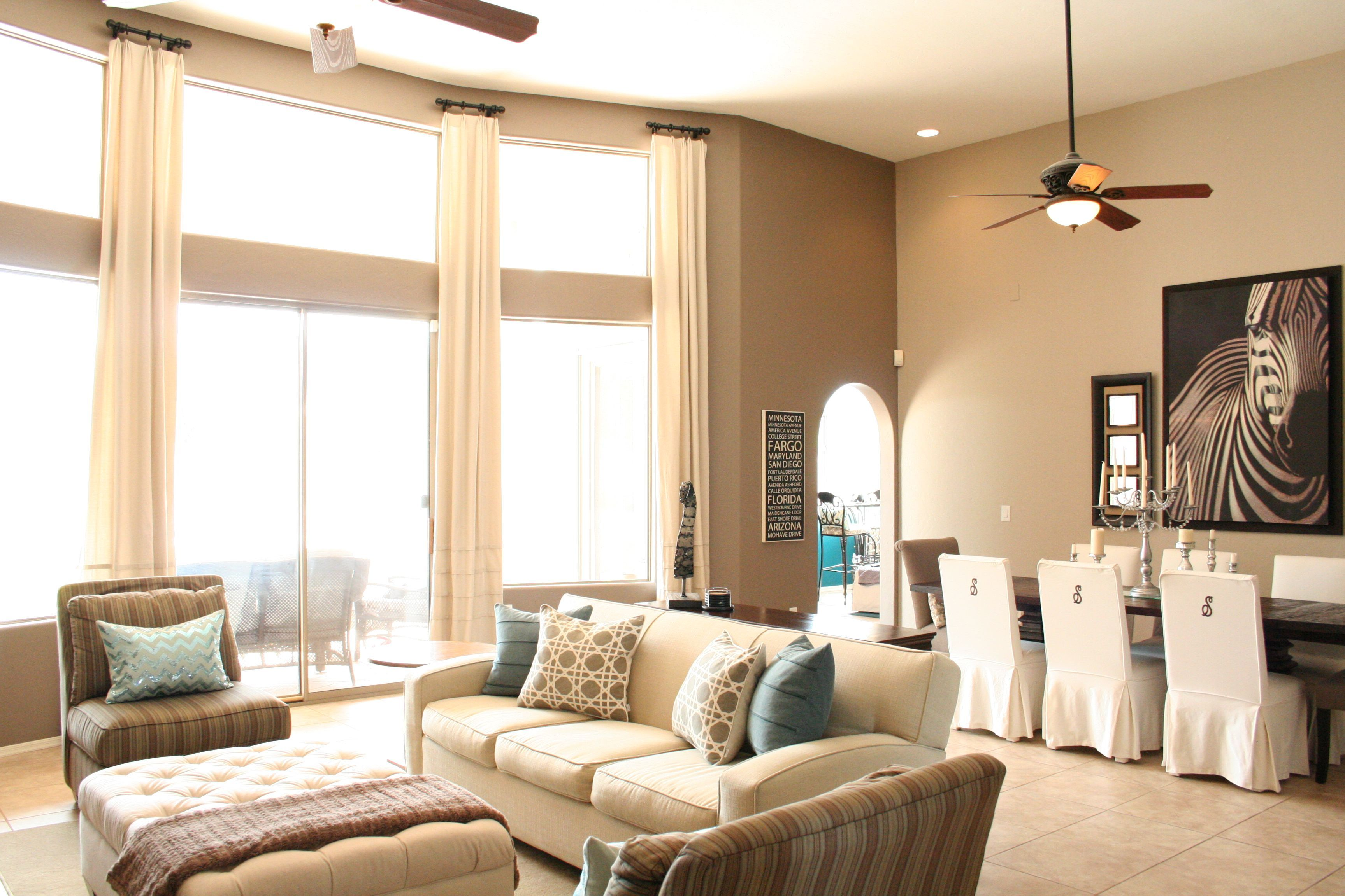 My Living Room Sherwin Williams Versatile Gray And Spaulding Gray Perfect Greige Greige Living Room Perfect Living Room Paint Colors For Living Room #perfect #greige #living #room
