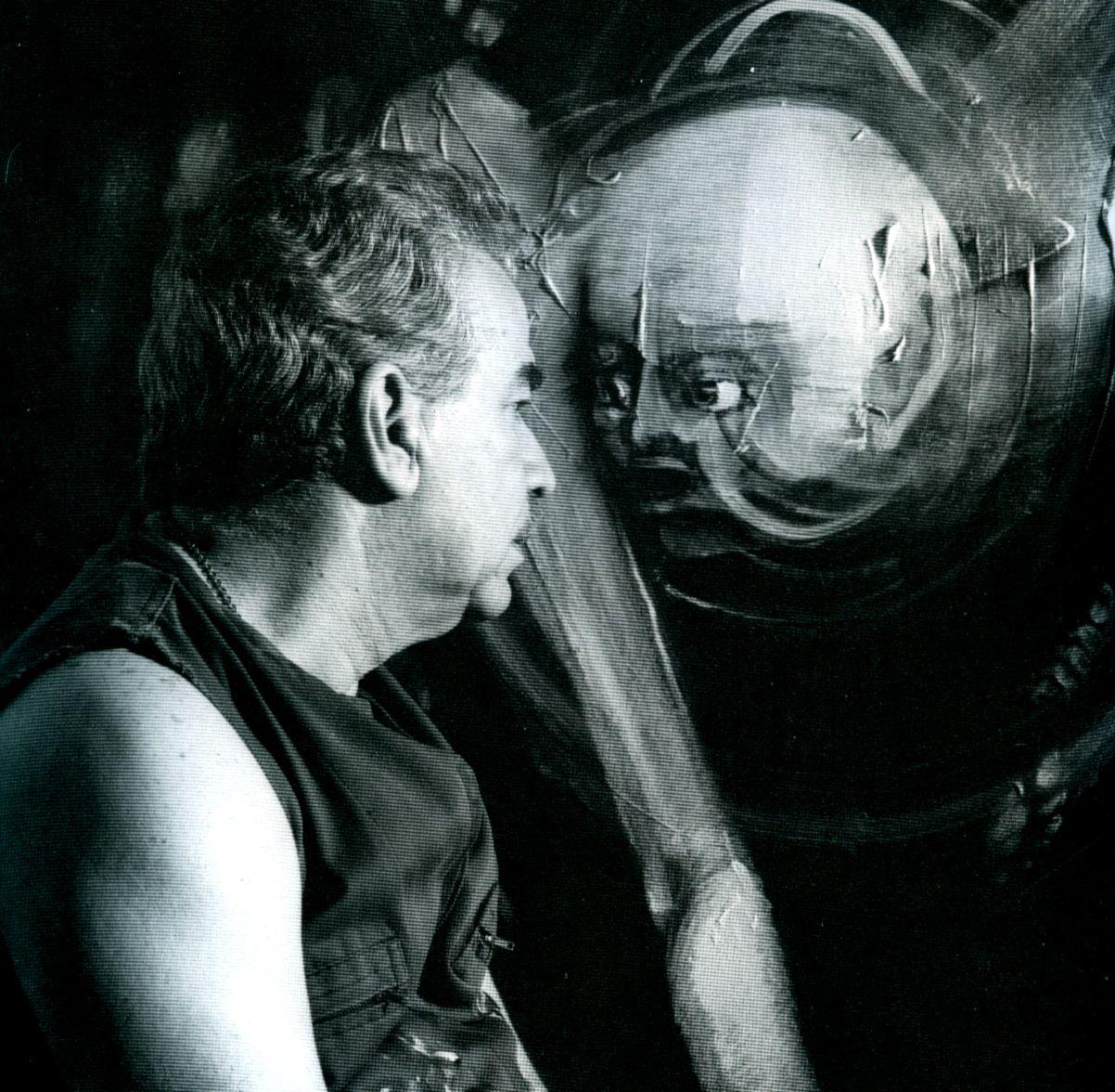 Alirio Rodriguez pintor venezolano