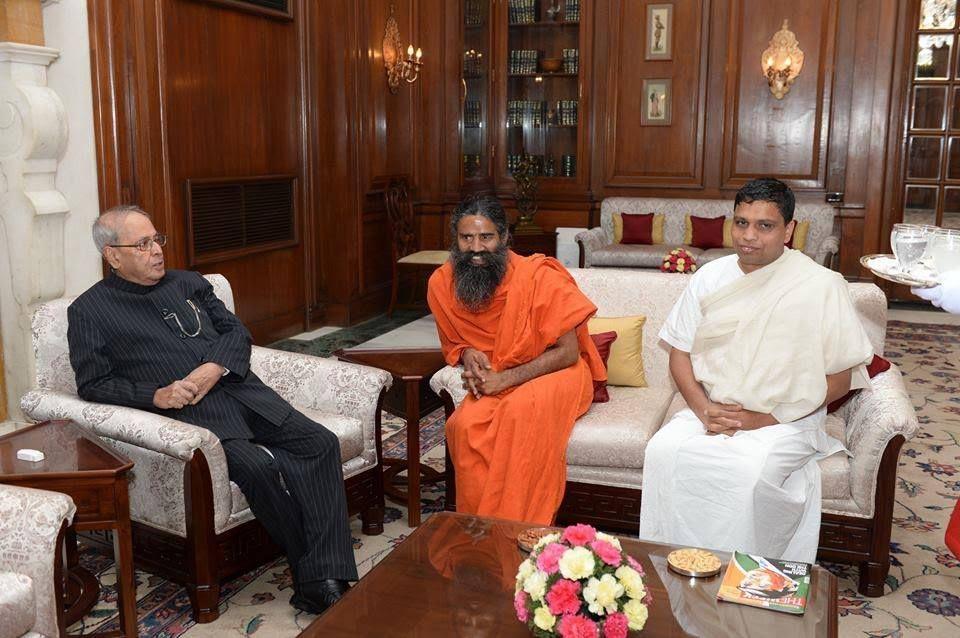 with Shri Pranab Mukherjee