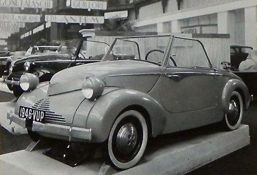 La JULIEN VUP 1946