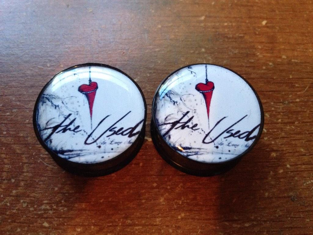 The Used Plugs by PlugHug on Etsy https://www.etsy.com/listing/246560780/the-used-plugs