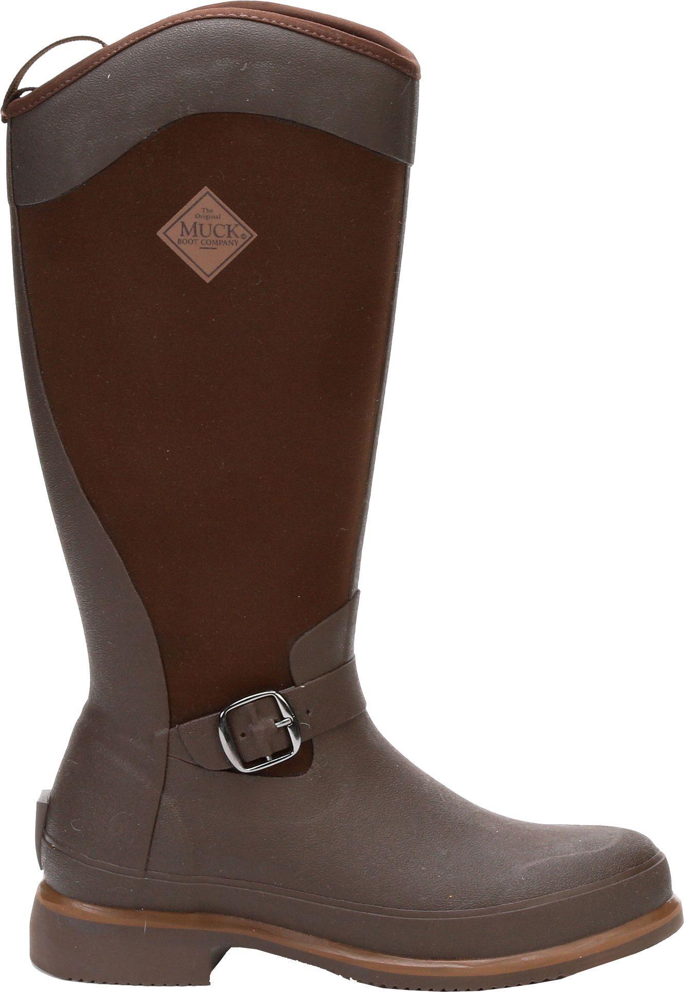 Muck Boot Women s Reign Waterproof Rubber Hunting Boots 7806f1207e
