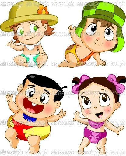 Chaves Turma Do Chaves Brinquedos E Brincadeiras E Imagens Infantis