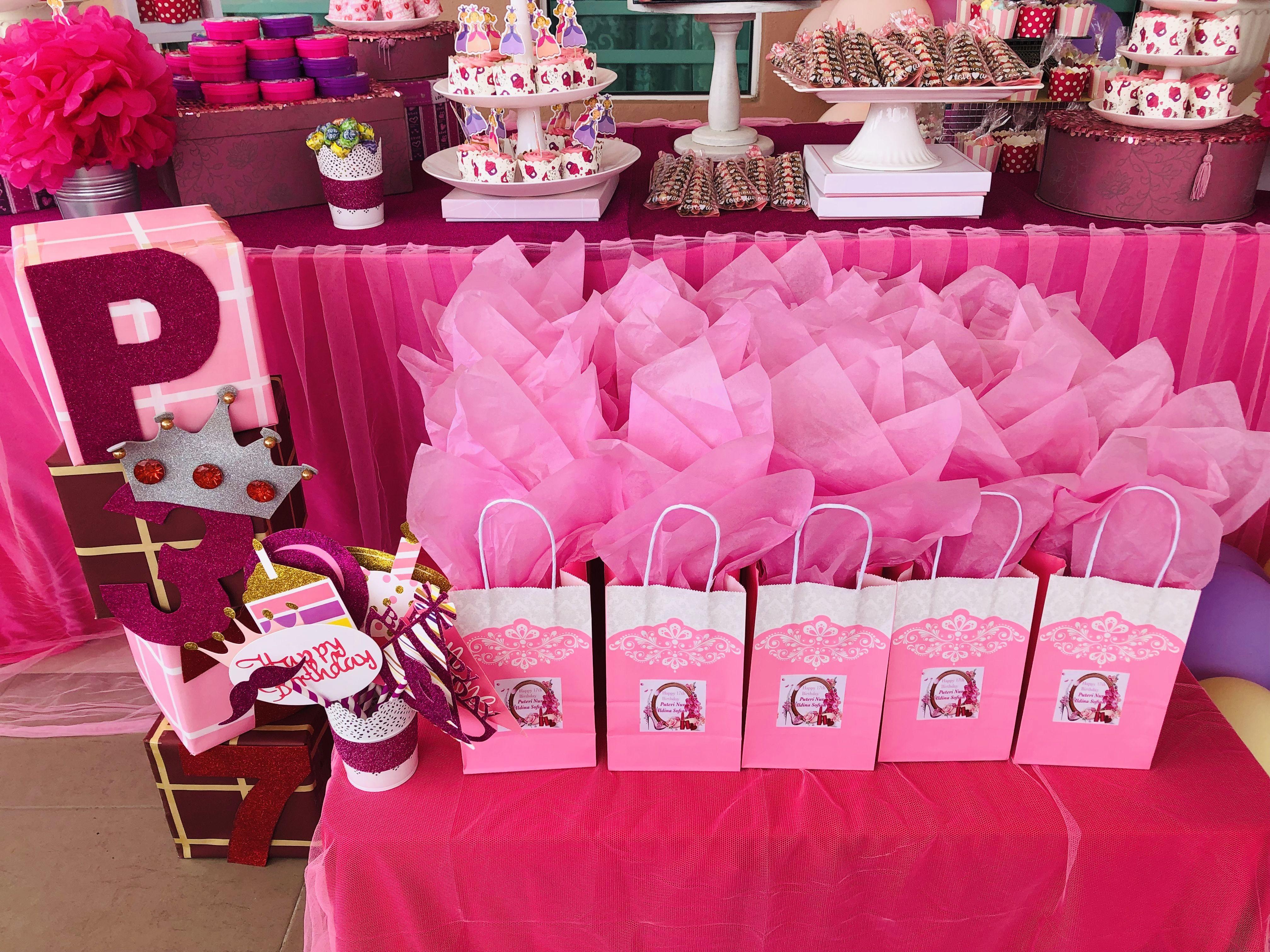 Deko Parti Idea Buah Tangan Birthday Cake Cake Gifts