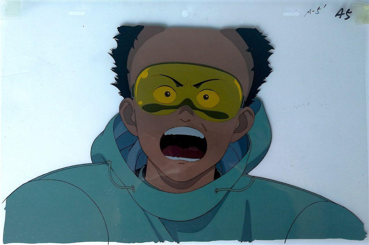 Art Of Akira Akira Akira Tetsuo Old Anime