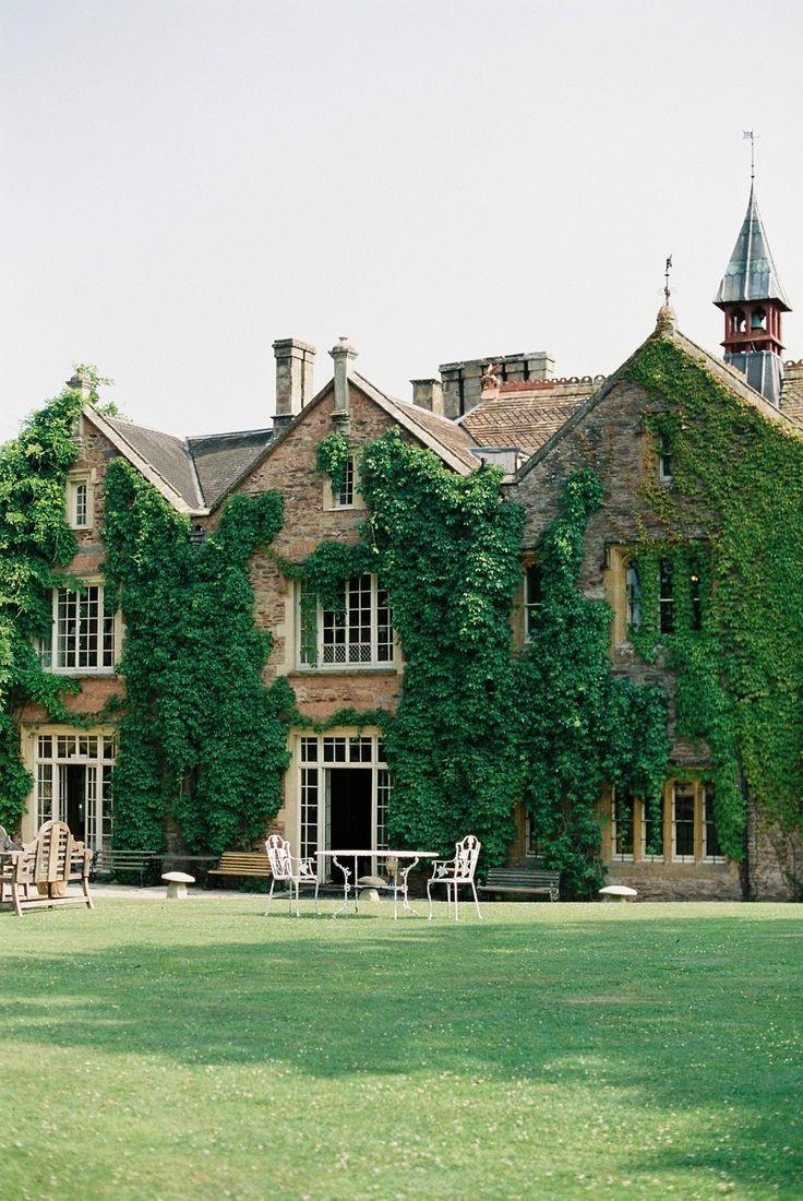 Elegant English Countryside Wedding Itakeyou Co Uk