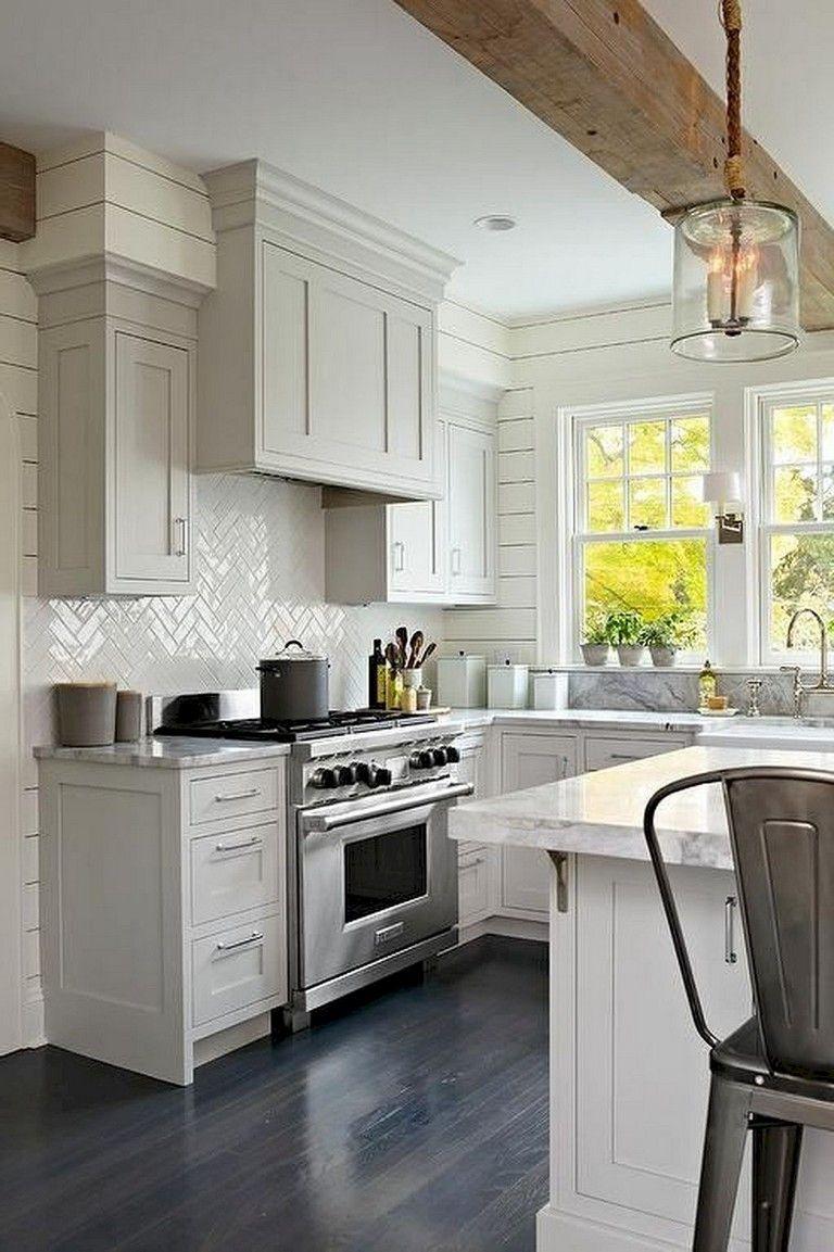 63 marvelous modern farmhouse kitchen and