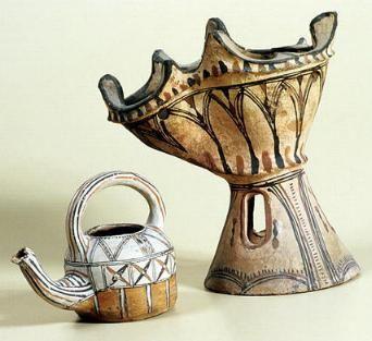 Amazigh Pottery