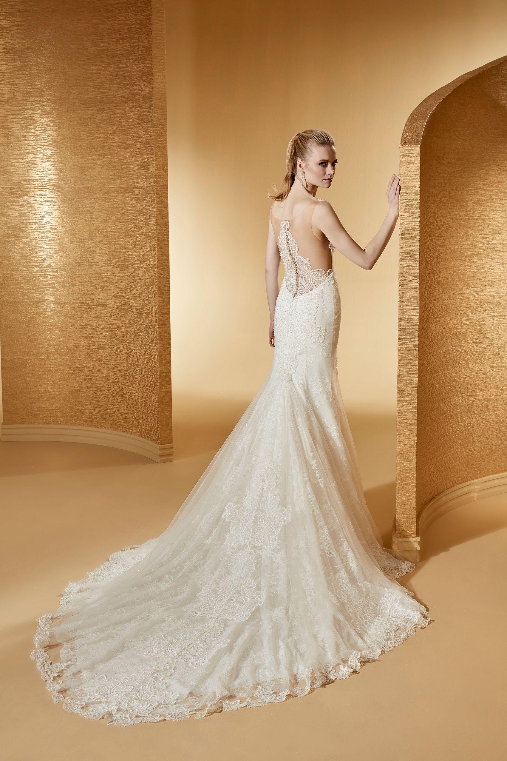 Wedding Dress Romance  ROAB17837 2017