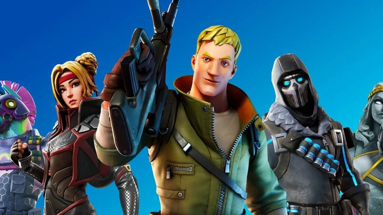 Epic Sues Google Apple Over Anticompetitive Behavior After Fortnite Removal From App Stores Ign In 2020 Fortnite Epic Games Season 2
