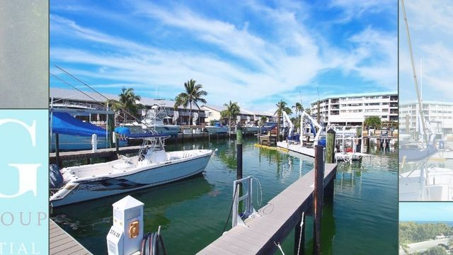 Own This Amazing 38 Ft Boat Slip In One Of Key Largo S Best Marinas Molasses Reef Deep Water Protective Dockage With Direct Ocean Boat Slip Oceanfront Condo