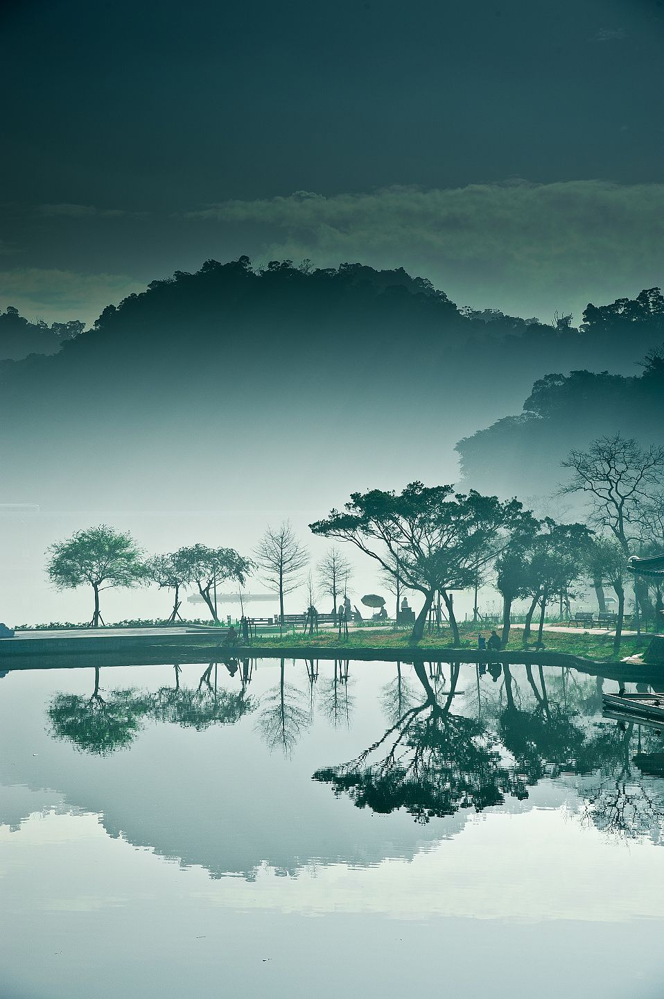 Breathtaking Photos Of The Moon Bridge In Taipei Taiwan Nature Scenery Beautiful Landscapes