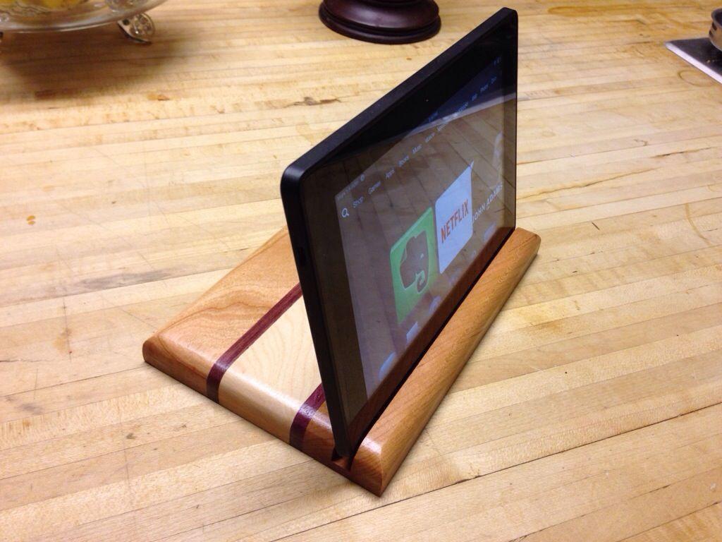 DIY Beautiful Tablet Stands Tablet stand, Tablet, Tablet