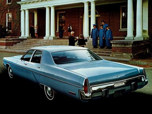 Plymouth Fury Sedan 1973 I Had One Of These Great Car Mine Was Metal Flake Brown With A 360 Plymouth Cars American Classic Cars Plymouth