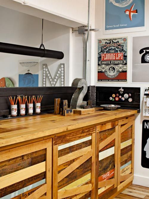 Sustainable Office Interior Design with Reclaimed Materials from Parliament
