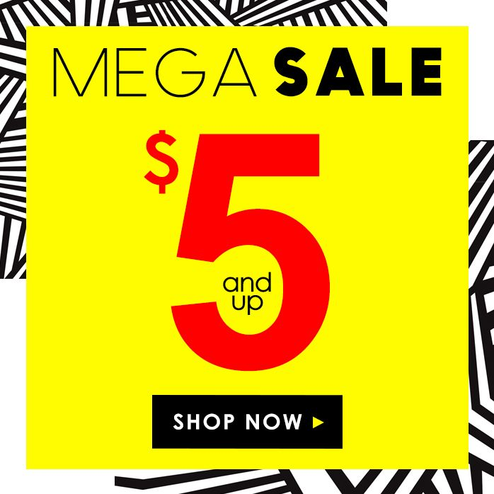 Can't get better than this! MEGA SALE starting at only $5! Start shopping here: http://www.modaxpressonline.com/Sale-c87.htm #megasale #bigsale #discount #fashion #sale #markdowns #wow #instagood #potd #onlineshopping #deals