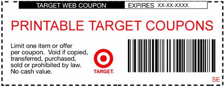 Target Canada New Printable Coupons Available Coupons Contest