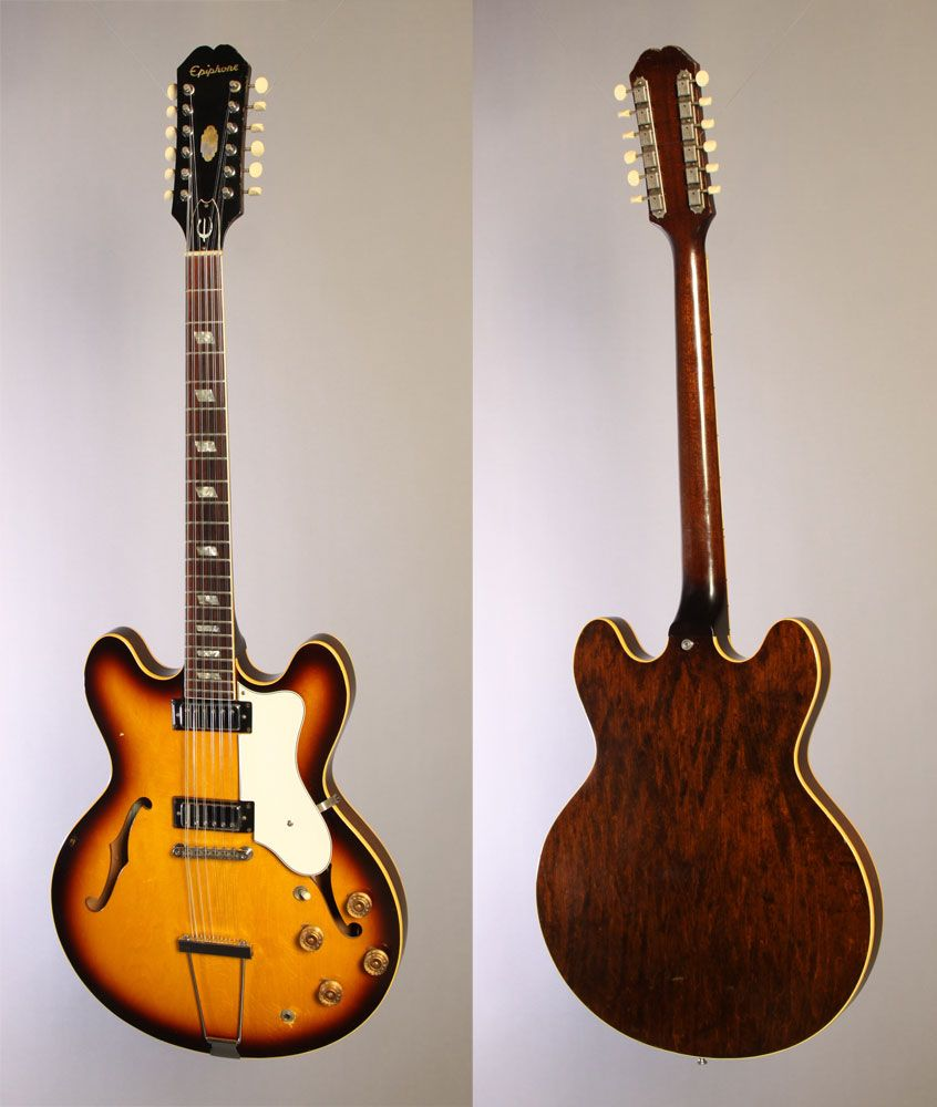 EE1827 Epiphone Riviera 1967