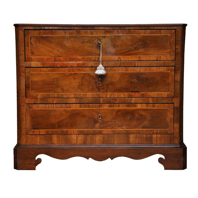Austrian Walnut Chest of Drawers | Drawers, Armoires and Master bedroom