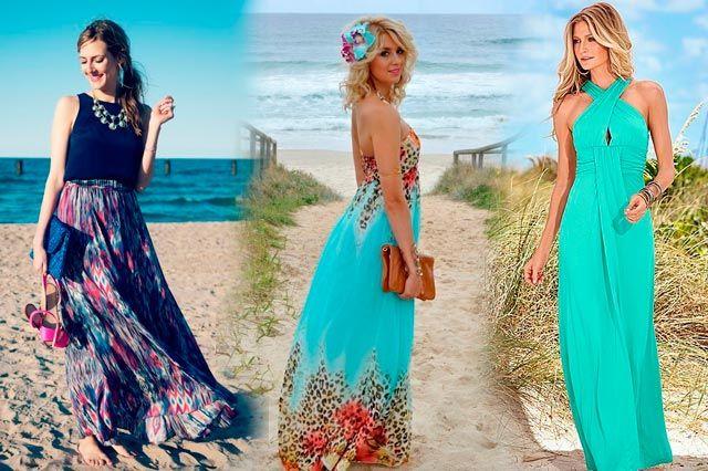 Como Vestir Para La Playa