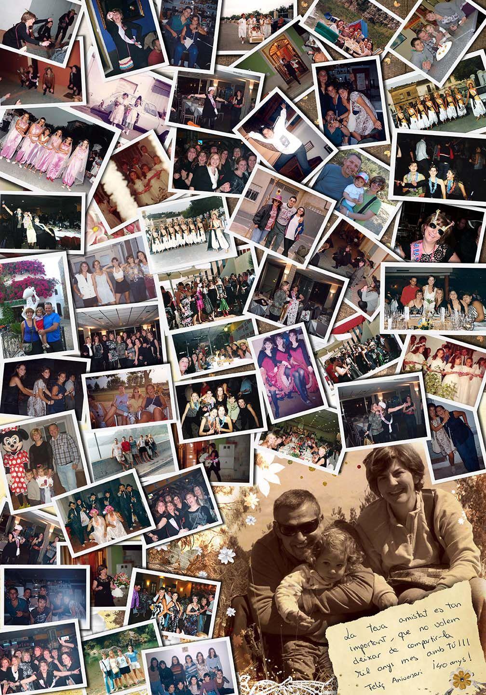 cuadro_collage #collage #granformato #regalo_original #escarabat ...
