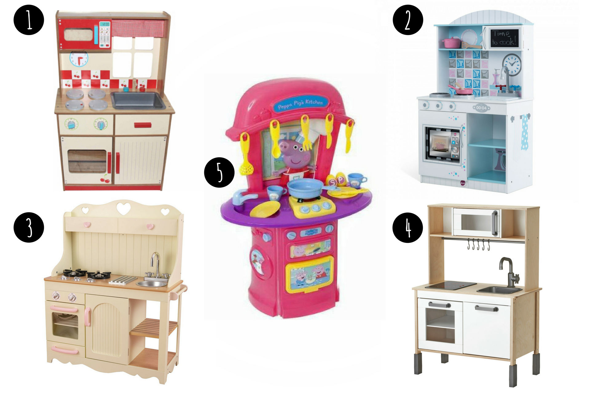 Toy Kitchens for Toddlers 5 Top Picks from Mums
