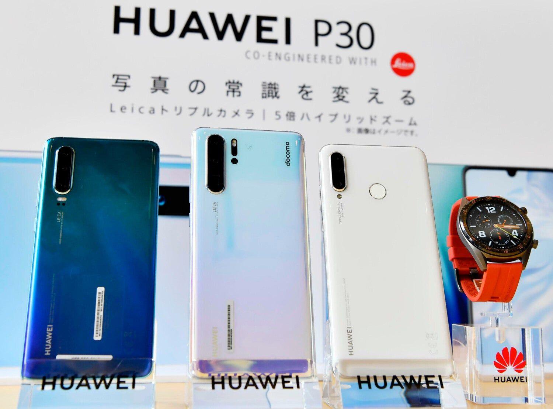 Huawei aumenta garantías a dos años Smartphone, Huawei