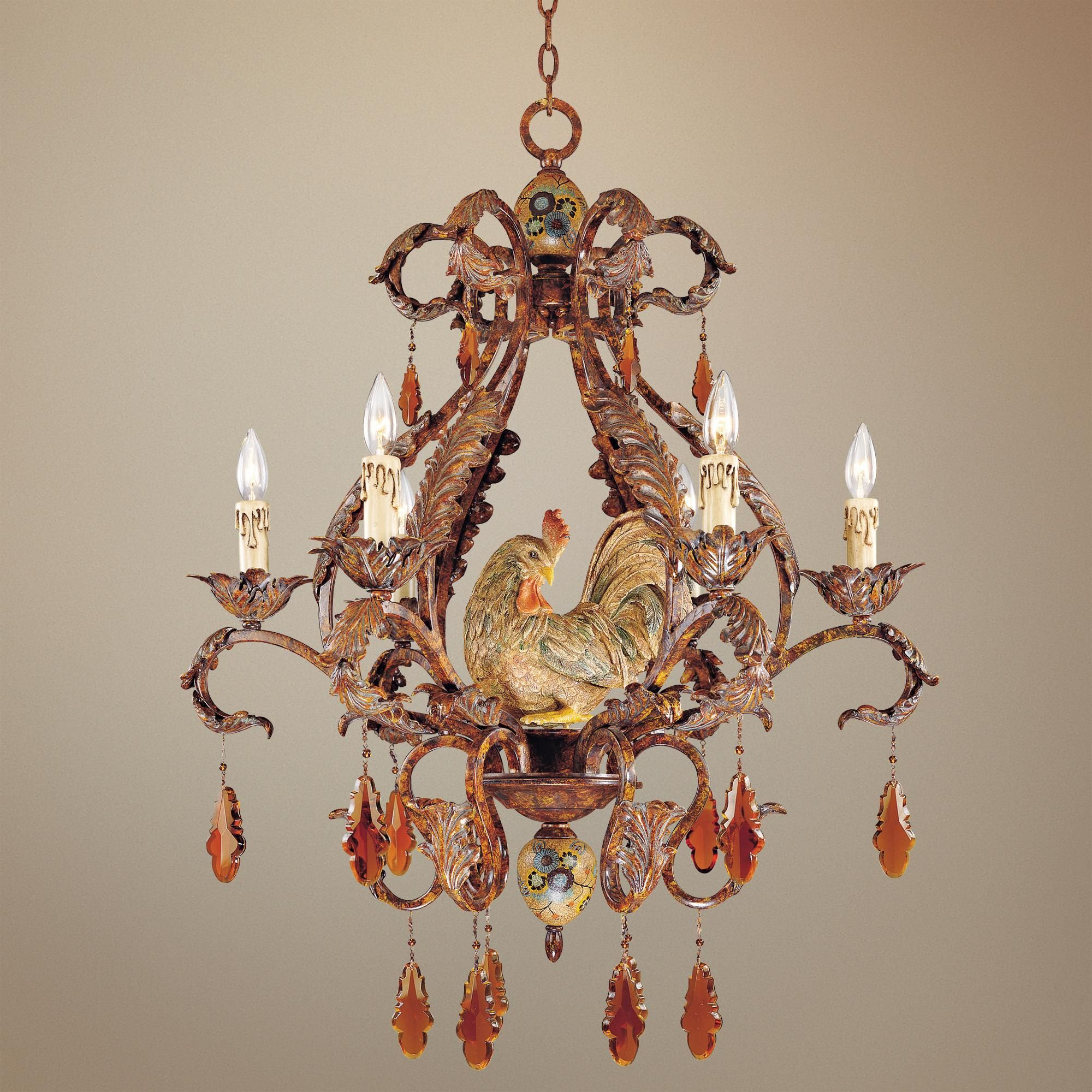 Tracy Porter Clyde Collection 28 Wide Chandelier
