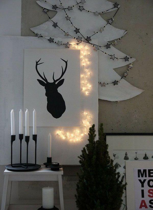 Scandinavian Christmas Decorating Ideas-33-1 Kindesign Christmas