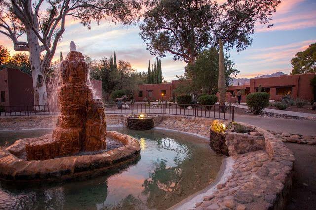 Top 15 destination spas - Canyon Ranch Tucson, Arizona (5