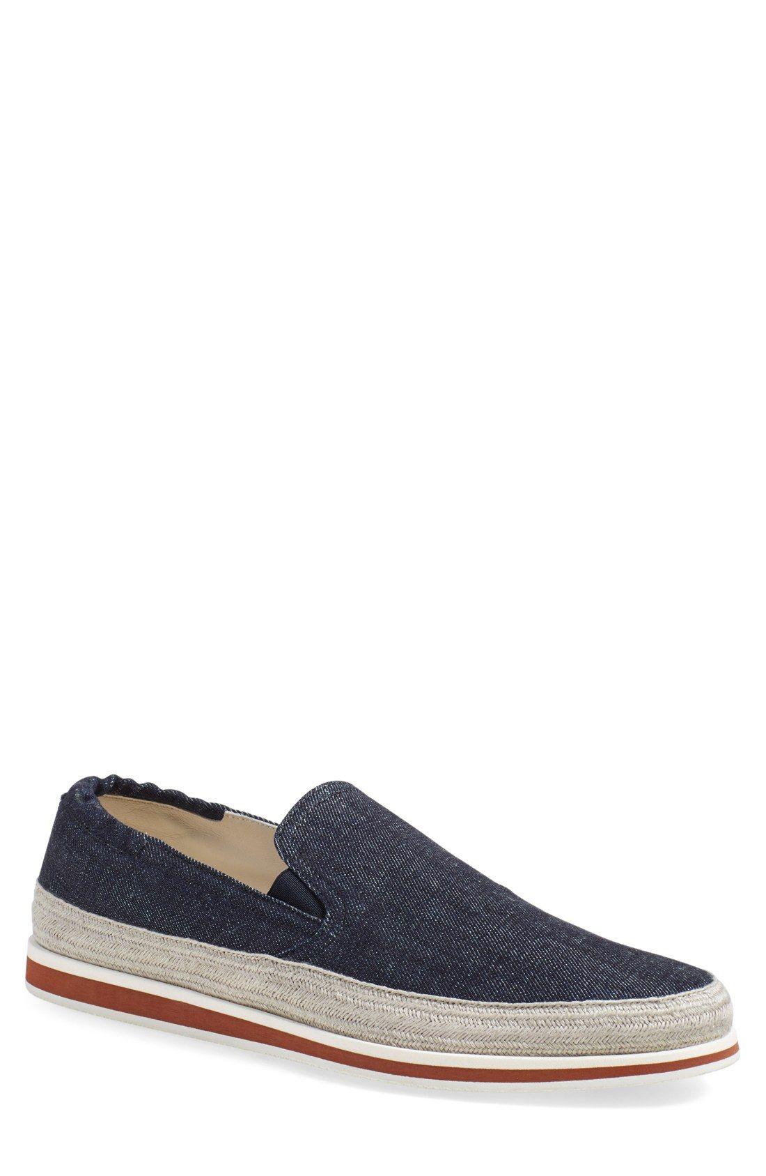 19351dac Prada 'St. Tropez' Espadrille (Men)   Mens Footwear   Espadrilles ...