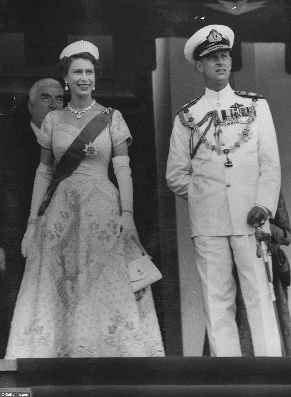Queen Elizabeth and Prince Philip's Cutest Moments In
