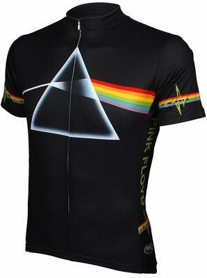 Pink Floyd Dark Side of The Moon Cycling Jersey by Primal Wear ... 7a4444ffd
