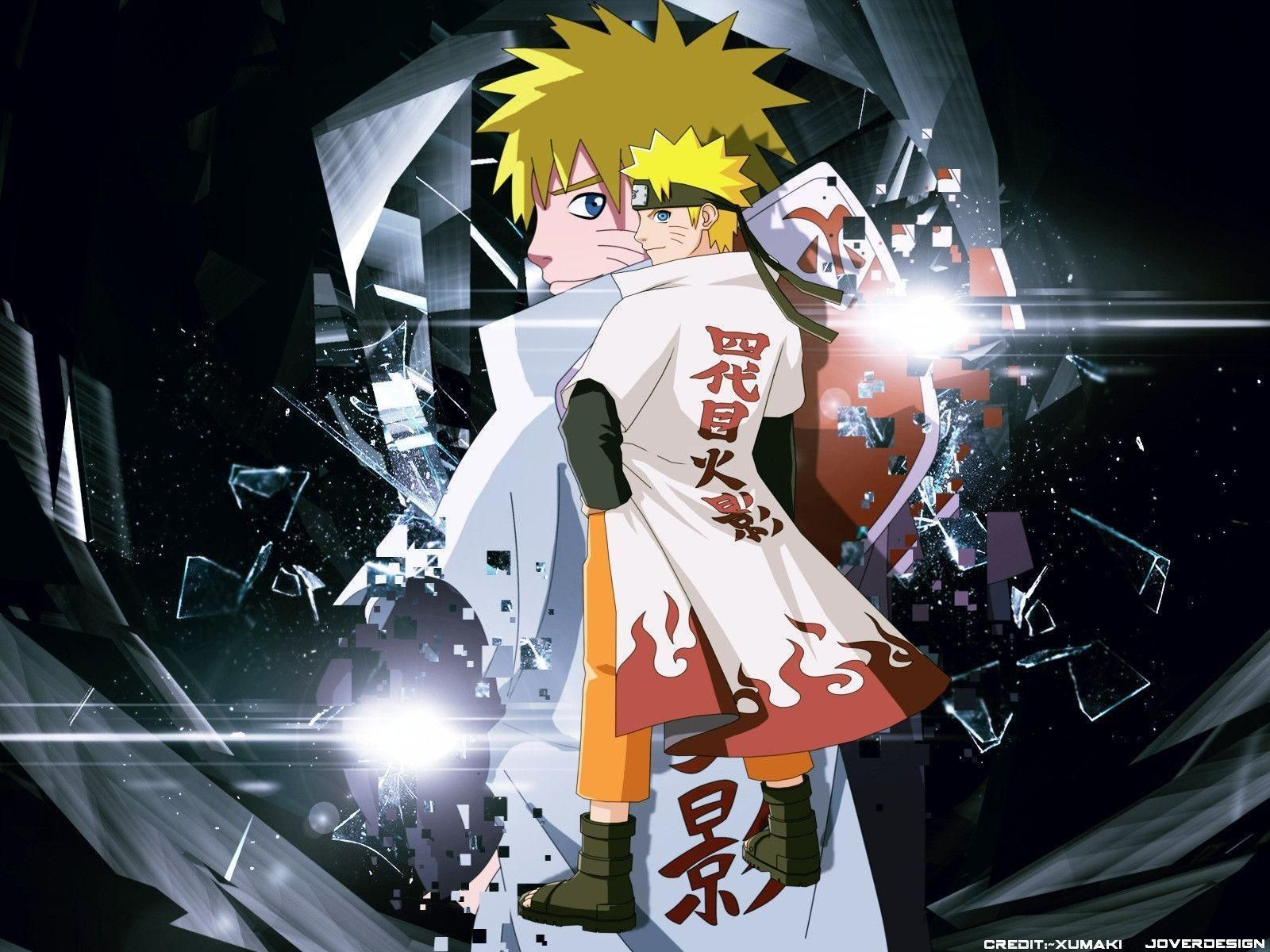 Naruto Hokage Wallpapers Hd Gambar Anime Gambar Anime Meme