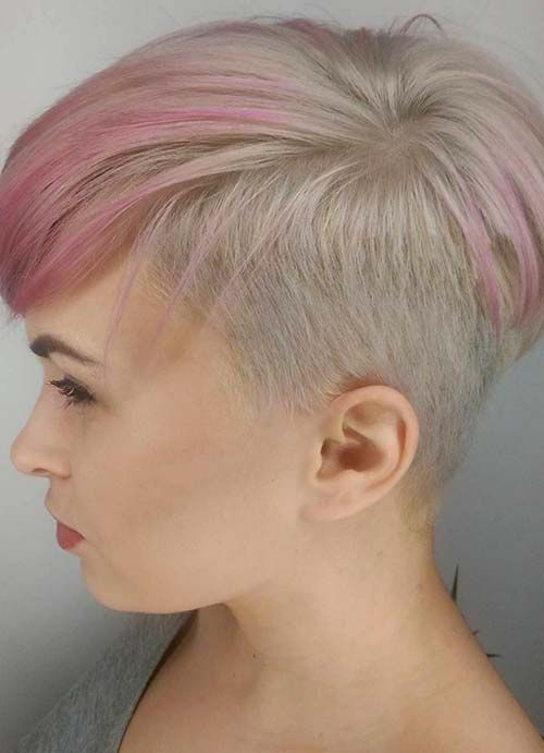 55 Short Hairstyles For Women With Thin Hair Top Crops