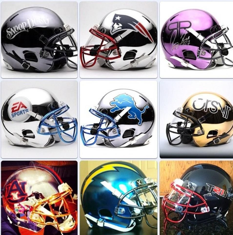 A List of American Football Protective Gear and Equipment