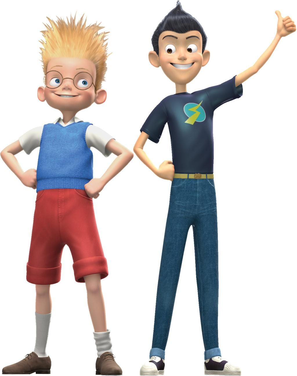 meet the robinsons characters disney wiki 2016