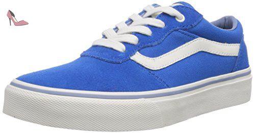vans bleu garcon