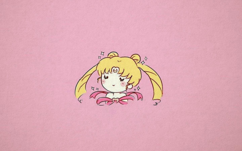 Sailor Moon Aesthetic Wallpaper Laptop