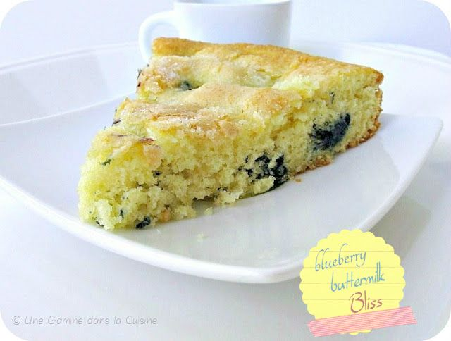 Blueberry Buttermilk Cake   Baking sweet, Bakery desserts, Baking and pastry