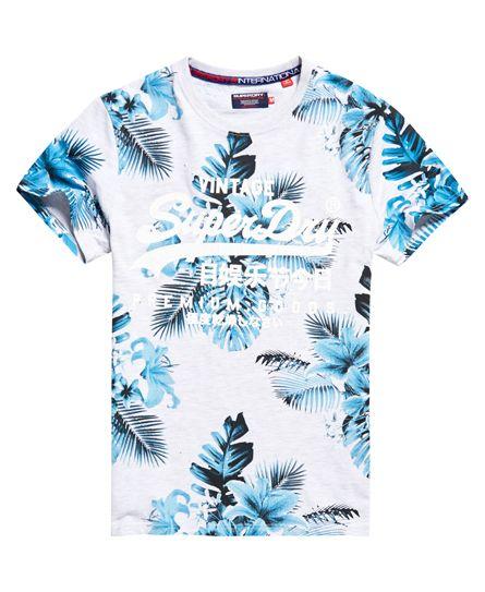 Superdry Camiseta con estampado Premium Goods  Gris