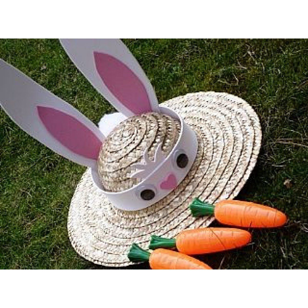 how to make a boys easter hat