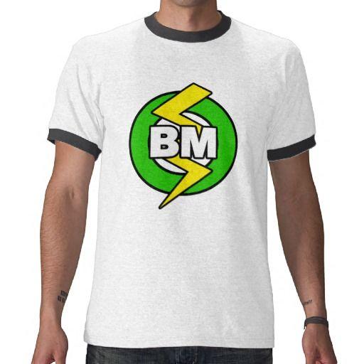 Best Man, BM Patch, Dupree Tee Shirt