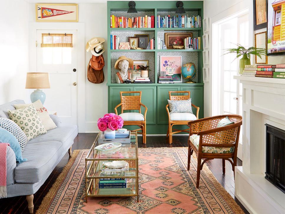 50 Design Ideas From Hgtv Magazine To Try Before You Die Hgtv Com Hgtv Home Decor Decor Family Living Rooms