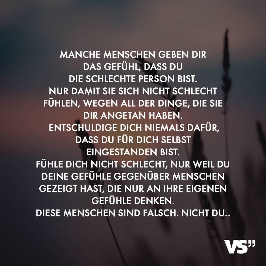 """VISUAL STATEMENTS® on Instagram: """"#VisualStatements#SprüchezumNachdenken"""""""