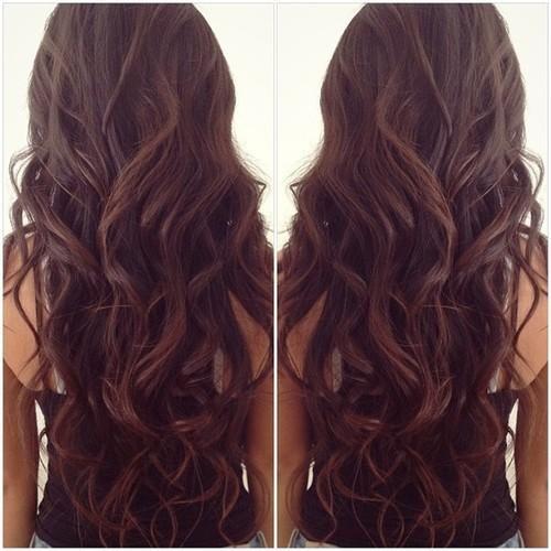 Best 25+ Curly wavy hair ideas on Pinterest | Lob curly ... Uberhaxornova Tumblr Long Hair