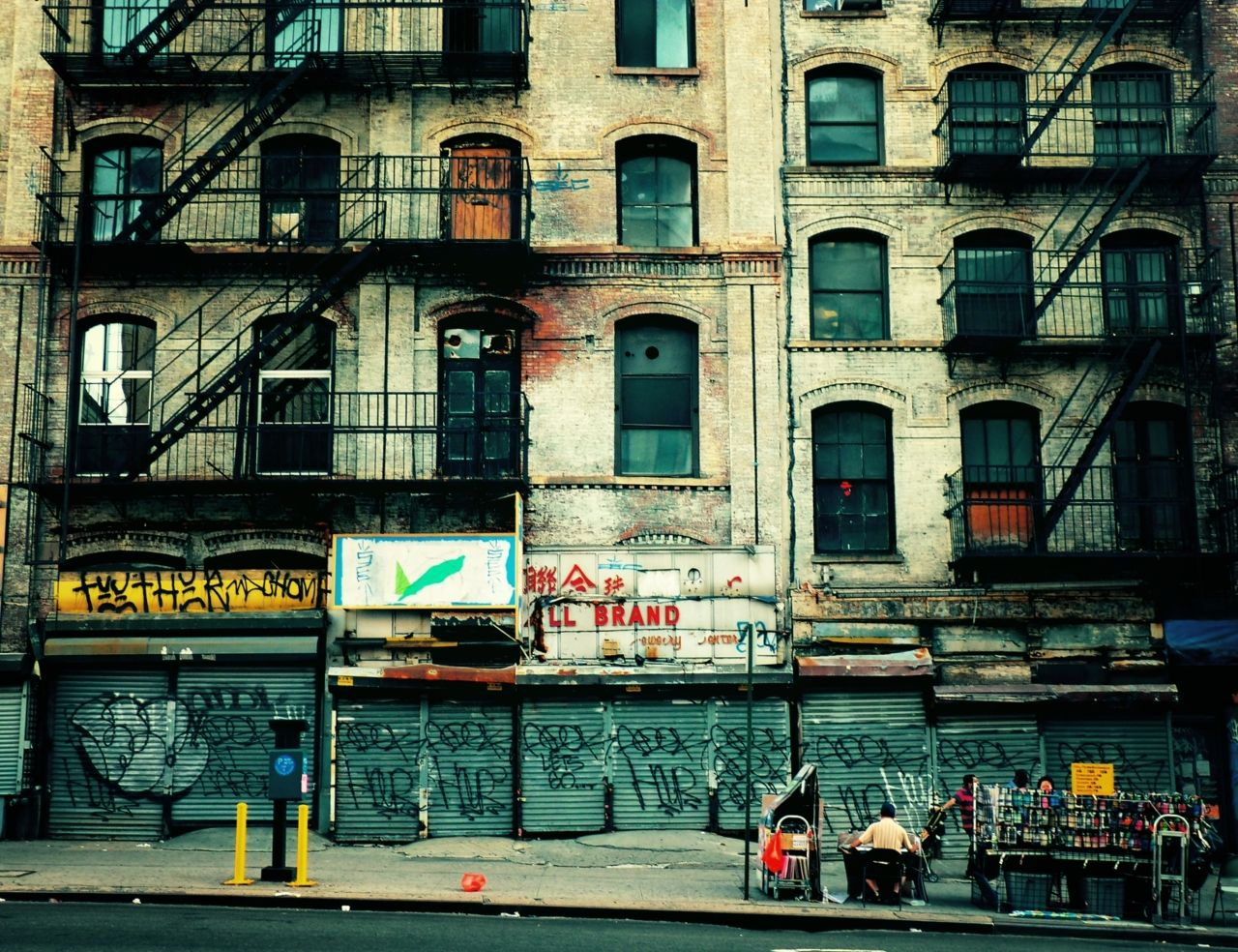 Urban Decay On Canal Street Chinatown New York Ny Through The Lens New York City Photography City Photography City Art Chinatown Nyc