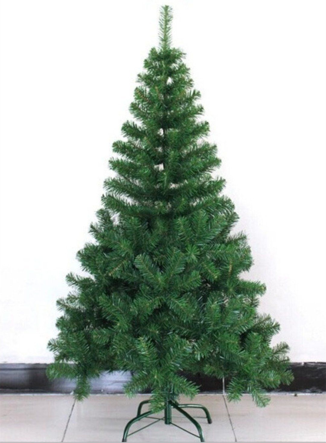 Rbol de navidad artificial verde envio gratis for Arbol navidad verde